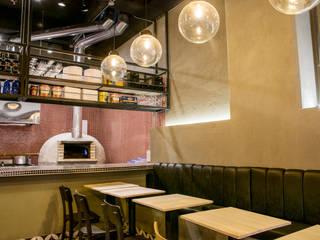 de estilo  por CASA DINAMICA | Arquitectos de Interiores | Bogotá, Rústico