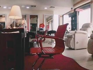 Salon de Belleza:  de estilo  por SHarq Dis Arq