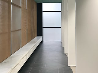 XYXQ Art Gallery Modern museums by Nomad Office Architects 覓 見 建 築 設 計 工 作 室 Modern