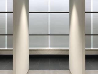 Nomad Office Architects 覓 見 建 築 設 計 工 作 室 Museum Modern Perunggu Green