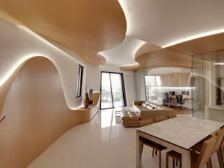 Lim Ai Tiong (LATO) Architects Modern dining room