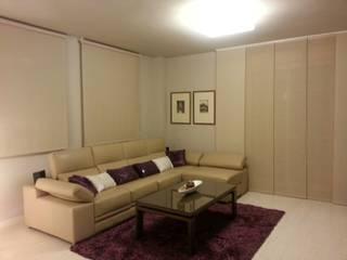 Salon moderne par Marketing Inmobiliario - Home Staging Moderne