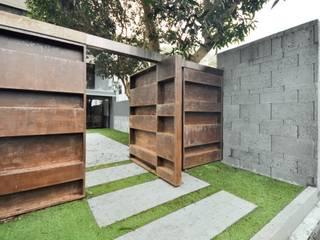 Nomad Office Architects 覓 見 建 築 設 計 工 作 室 Halaman depan Metal