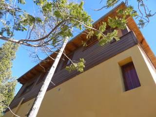 Casas de estilo  por ARQUITECTA YAZMIN RIVAS CEA