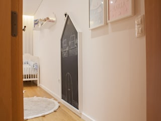 Modern nursery/kids room by FlyBaby Modern