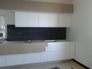 La cucina di Marcello Buffa Architetto Moderno