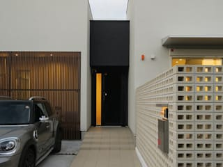 house F: 田所裕樹建築設計事務所が手掛けた家です。