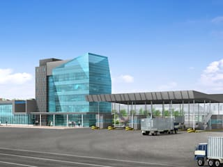 ICB Project: (주)건축사사무소 예인그룹의  계단