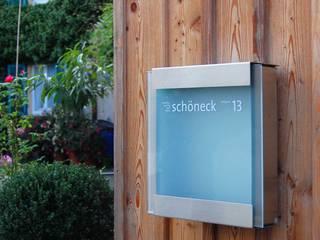glasnost.glas:  Häuser von keilbach designprodukte