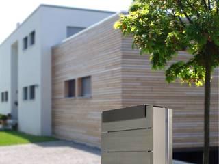 glasnost.wood.grey:  Häuser von keilbach designprodukte