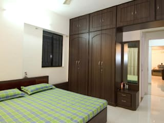 Interior:  Bedroom by Samruddhi Interiors