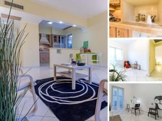 Home Staging appartamento in vendita (Roma):  in stile  di DEDA Architettura Design - Architettura e Home Staging