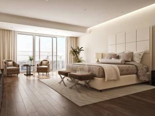 Modern Bedroom by Onstudio Lda Modern