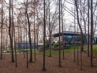 Le Restaurant Moderner Garten von Ecologic City Garden - Paul Marie Creation Modern