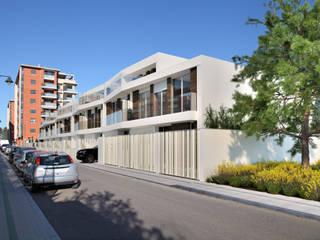 VIVIENDAS DOMUS ALBA ALCOY de PiC Arquitectura