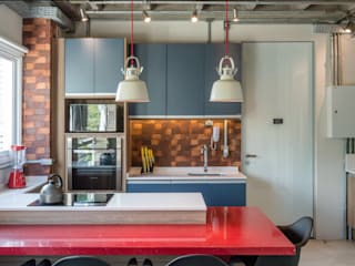 Fernanda Salvagni Custom Architecture Kitchen units