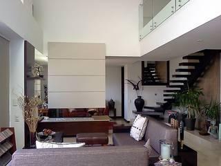 Salas de estar modernas por Espacios Positivos Moderno