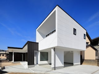 Modern houses by artect design - アルテクト デザイン Modern