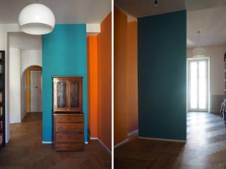 CASA COLOSSEO: Studio in stile in stile Moderno di COFFICE