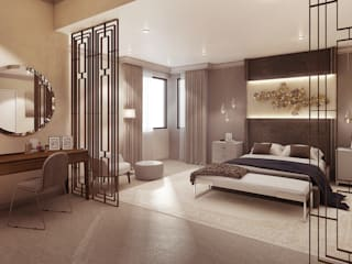 Modern Bedroom by Liquidmesh Design Modern