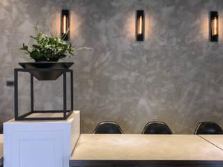樂土牆面 根據 見和空間設計 工業風 強化水泥