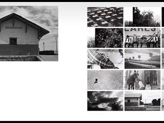 blanco y negro de MHL FILMS Minimalista