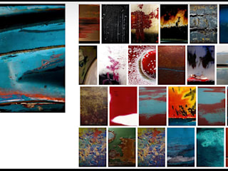colores texturas de MHL FILMS Moderno