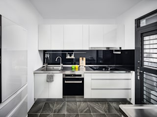 新竹自強路 黎公館 築室室內設計 廚房