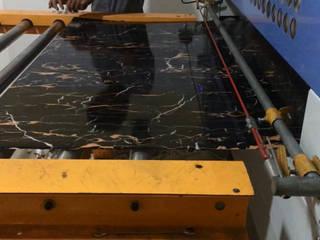 Dịch vụ gia công dán bề mặt Tấm vật liệu bằng công nghệ Hot Melt Pur:   by Picomat Sài Gòn