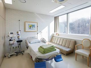 삼성 서울 병원 분만장 설계(Samsung Seoul Hospital Delivery Unit Design): 위아카이(wearekai)의  병원
