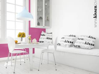 Kissen in jeder Wunschfarbe und Muster:  Küche von www.Stoff-Schmie.de .:. Becker & Karsten UG (haftungsbeschränkt)