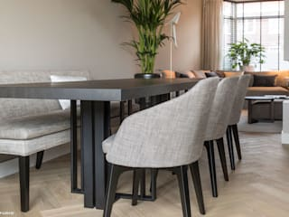 choc studio interieur Modern dining room