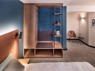 Hotel Domizil Moderne Gastronomie von DITTEL ARCHITEKTEN GMBH Modern