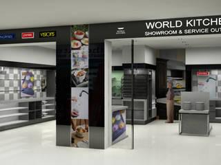 World Kitchen:modern  oleh D'Sign Company, Modern