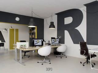 Openspace DOPO: Complessi per uffici in stile  di Rifò