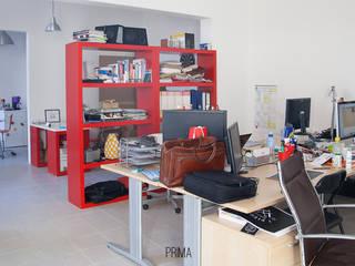 Openspace PRIMA: Complessi per uffici in stile  di Rifò
