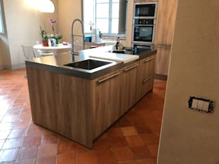 nel casale: Cucina in stile in stile Moderno di arclinearoma