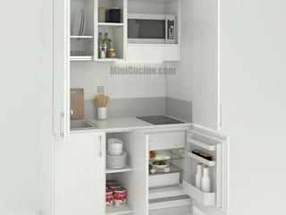 MiniCucine.com KitchenCabinets & shelves Wood White