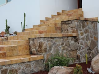 Arquitectura Orgánica Viviana Font Stairs