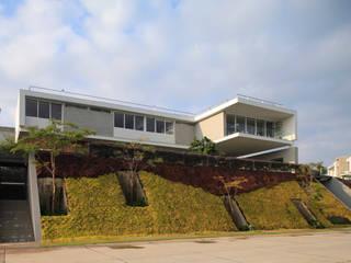 BR HOUSE Rumah Modern Oleh Hernandez Silva Arquitectos Modern