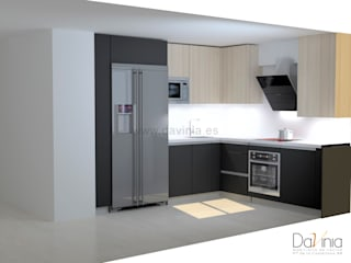 Kitchen by Davinia Cocinas