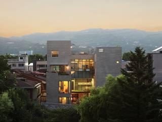 2016 YEONRIJI HOUSE : kimapartners co., ltd.의  다가구 주택