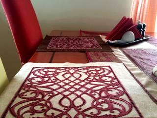 Elements of interior. Tablecloths/Placemats: modern  by Alexandrova living DECOR, Modern