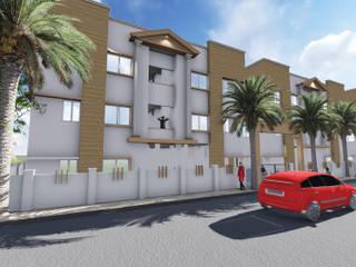 من Cfolios Design And Construction Solutions Pvt Ltd حداثي