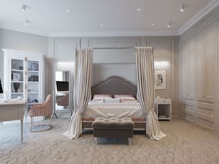 Y.F.architects Girls Bedroom