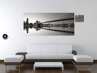 Fotomural panoramico Nueva York:  de estilo  de Vinilos Decorativos .com