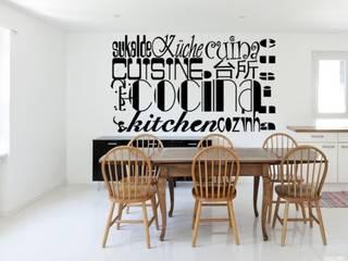 Vinilo Decorativo Cocina:  de estilo  de Vinilos Decorativos .com