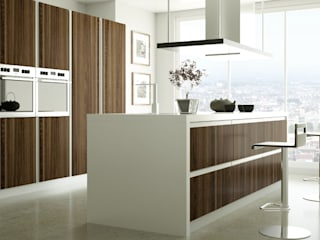 CARE MOBILIARIO MADRID,S.L. KitchenCabinets & shelves Wood Brown