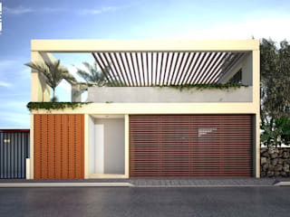 Houses by EMERGENTE | Arquitectura
