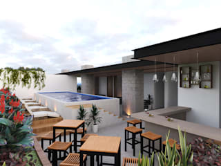 Terrace by EMERGENTE | Arquitectura